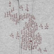 Design ~ Michigan Word Map