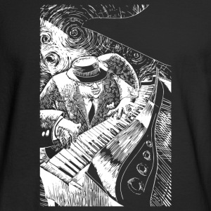 Jazz Piano - Men's Long Sleeve T-Shirt