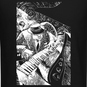 Jazz Piano - Crewneck Sweatshirt