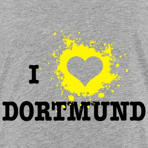 I Love Dortmund - Bundesliga Baby & Toddler Shirts - Toddler Premium T-Shirt