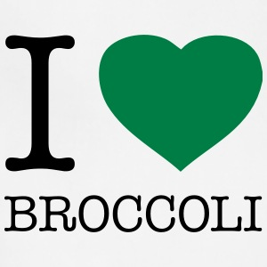I LOVE BROCCOLI - Adjustable Apron