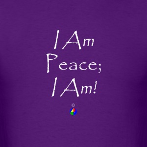 Peace_dark - Men's T-Shirt