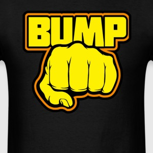 Fist Bump. T-Shirts - Men's T-Shirt