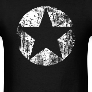 Grunge Star. T-Shirts - Men's T-Shirt