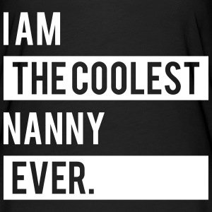 I Am the Coolest Nanny Ever T-Shirts - Women's Flowy T-Shirt