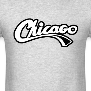 Chicago. T-Shirts - Men's T-Shirt