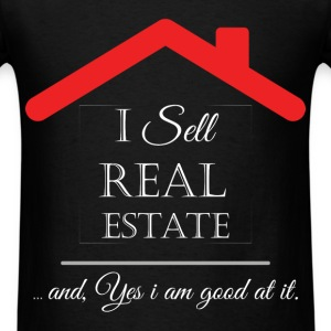Real estate agent t shirts spreadshirt for Where can i sell t shirts
