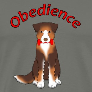 Obedience AS Apportl T-Shirts - Men's Premium T-Shirt