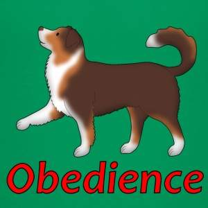 Obedience AS Fuß Kids' Shirts - Kids' Premium T-Shirt