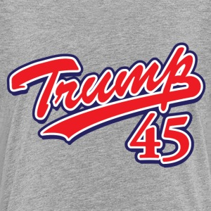 Donald Trump the 45th President of the USA - Toddler Premium T-Shirt