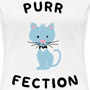 Purrfection T-Shirts - Women's Premium T-Shirt