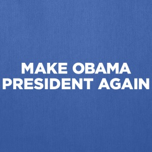 Make Obama President Again - Tote - Tote Bag