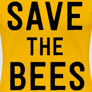 Save the bees T-Shirts - Women's Premium T-Shirt