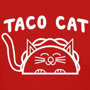 Taco Cat T-Shirts - Women's T-Shirt