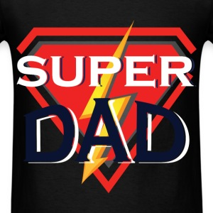 Super dad - Men's T-Shirt