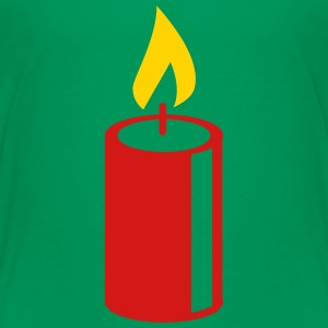 A burning candle Baby & Toddler Shirts - Toddler Premium T-Shirt