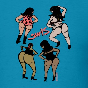 Gurls by Cheslo - Men's T-Shirt