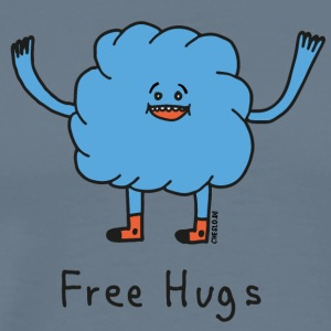 Free Hugs by Cheslo - Men's Premium T-Shirt