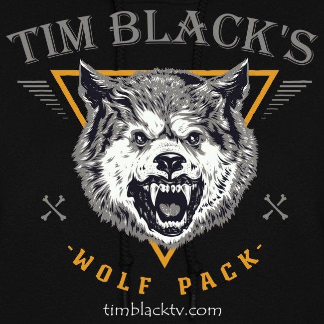 Tim Black's Wolf Pack Men's Growl