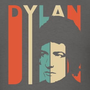 Retro American Dylan - Men's T-Shirt