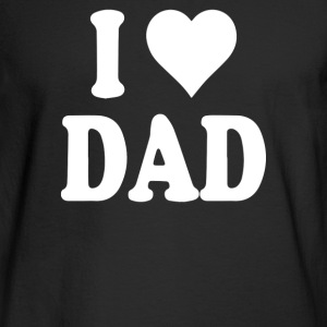 I HEART DAD - Men's Long Sleeve T-Shirt