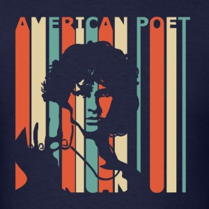 American Poet - Men's T-Shirt