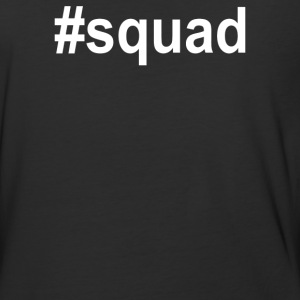 Hastag Squad - Baseball T-Shirt