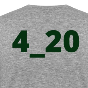 four twenty - Men's Premium T-Shirt