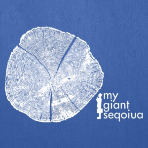 My Giant Sequoia - Light Bags & backpacks - Tote Bag