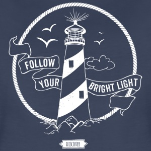 Love Lighthouse - Women's Premium T-Shirt