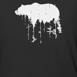 Grizzly Bear - Baseball T-Shirt