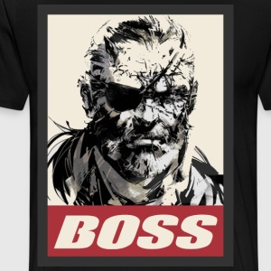 MGS boss - Men's Premium T-Shirt