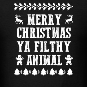 Merry Christmas Tshirt - Men's T-Shirt