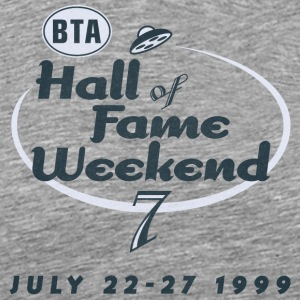 Betty's Twisted Acres Hall-of-Fame Weekend 7 - Men's Premium T-Shirt