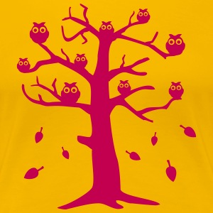 tree T-Shirts - Women's Premium T-Shirt