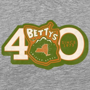 Betty's Twisted Acres 40th Anniversary - Men's Premium T-Shirt