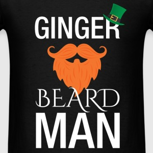 Ginger beard man - Men's T-Shirt