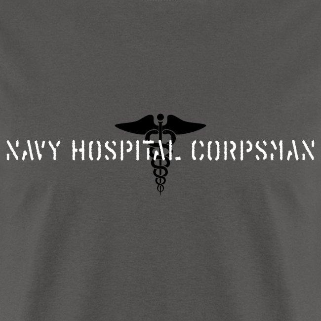 NAVY HOSPITAL CORPSMAN - TSHIRT