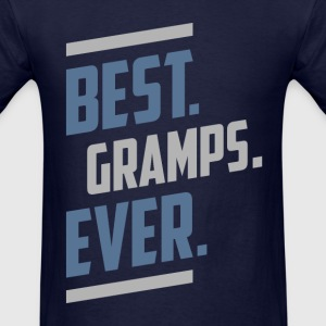 Best. Gramps. Ever. T-shirt - Men's T-Shirt