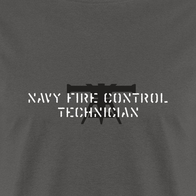 NAVY FIRE CONTROL TECH - TSHIRT