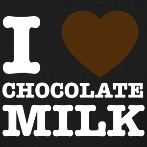 I love chocolate milk T-Shirts - Women's T-Shirt