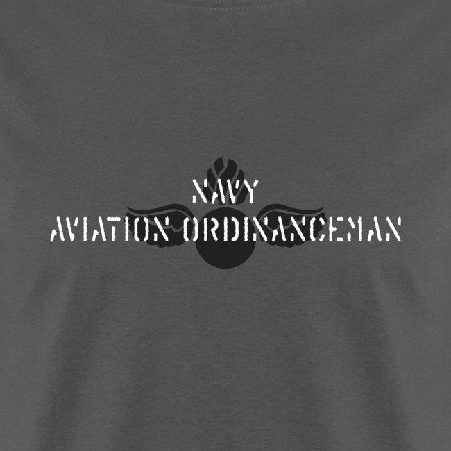 NAVY AVIATION ORDANCEMAN - TSHIRT