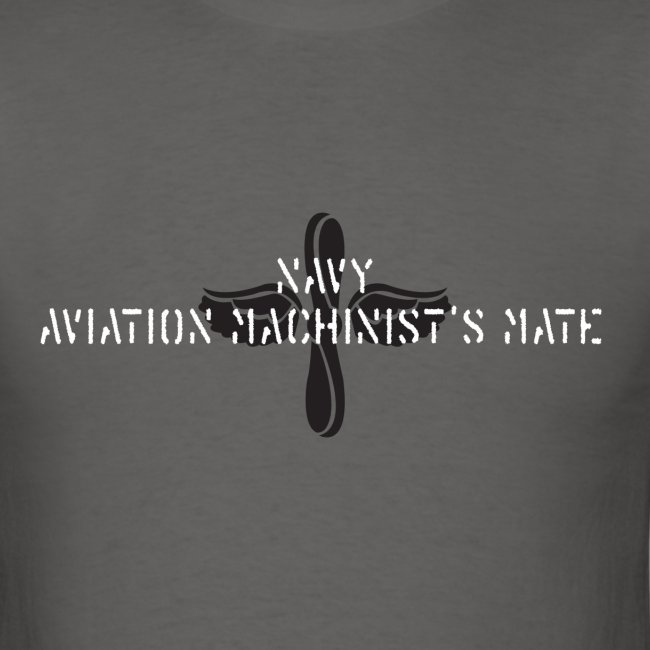 NAVY AVIATION MACHINIST'S MATE - TSHIRT
