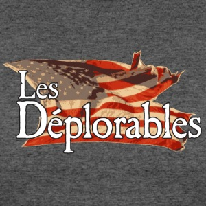 Les Deplorables T-Shirts - Women's 50/50 T-Shirt