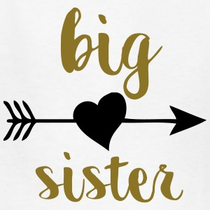 Big Sister Kids' Shirts - Kids' T-Shirt