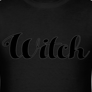 Witch - Men's T-Shirt