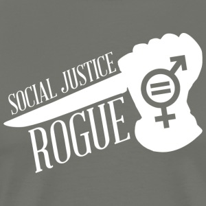 Social Justice Rogue - Men's T - Men's Premium T-Shirt