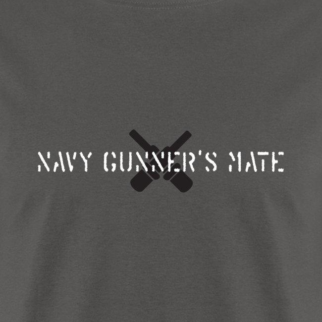 NAVY GUNNER'S MATE - TSHIRT