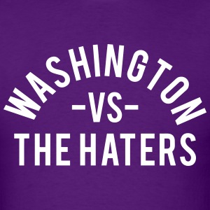 Washington vs. the Haters T-Shirts - Men's T-Shirt