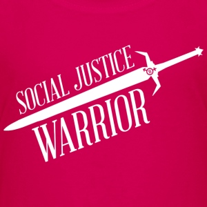 Social Justice Warrior - Kid's T - Kids' Premium T-Shirt